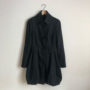 Ark & Co trench coat with pockets